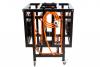 Taboret gazowy OBS ZIP ZIP z palnikiem 3x7,5kW