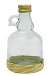 Butelka Gallone w oplocie z zakrętką 500 ml
