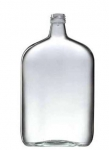Butelka bezbarwna Taschenflasche 1000 ml