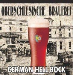 Oberschlesische Brauerei German Hell Bock - 1,7kg + drożdże