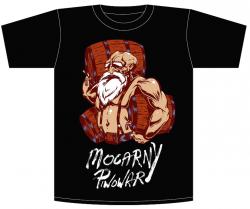 Koszulka, T-shirt Mocarny Piwowar roz. XXXL