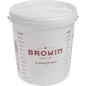Pojemnik fermentacyjny - nadruk, pokrywka, 15 L