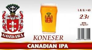 Canadian IPA 3,4kg
