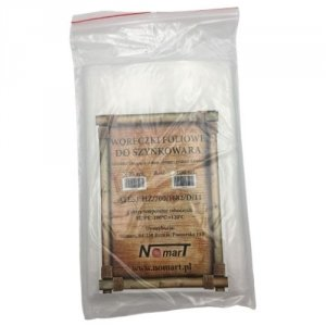 Woreczki foliowe do szynkowaru 0,8 i 1,5kg 25szt.