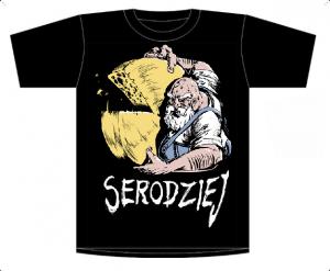Koszulka, T-shirt Serodziej roz. 3XL