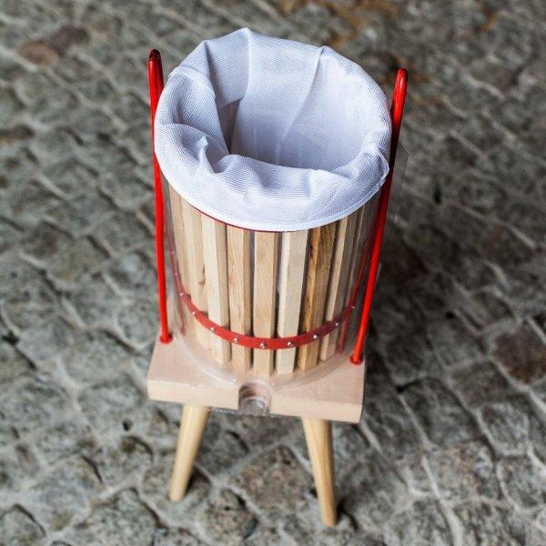 Worek nylonowy do prasy ramowej 10 l