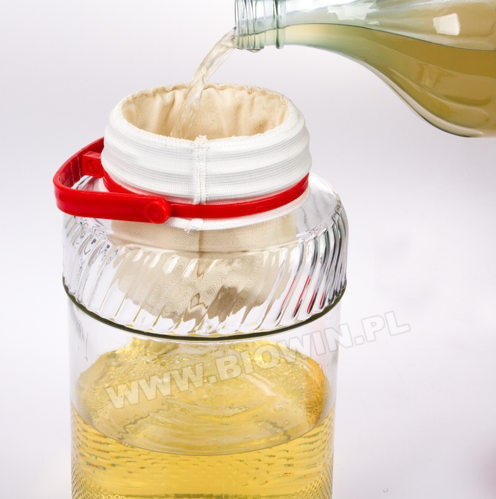 Worek do filtracji nalewek 1,2 litra