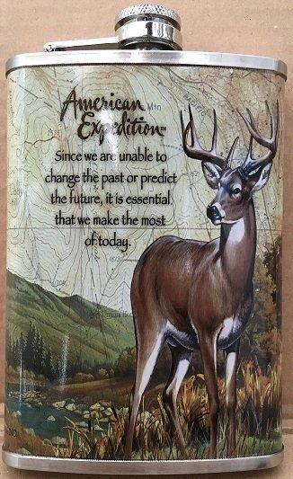 Piersiówka z jeleniem 270 ml