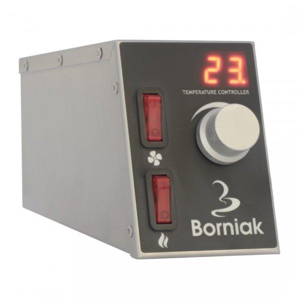 Wędzarnia cyfrowa Borniak UWDS-70 INOX