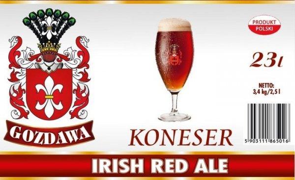 IRISH RED ALE GOZDAWA KONESER 3,4 kg
