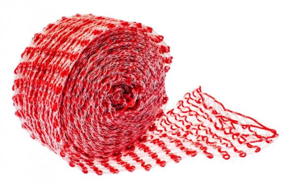 Siatka wędliniarska żyłkowa  4m x 22cm (125°C)
