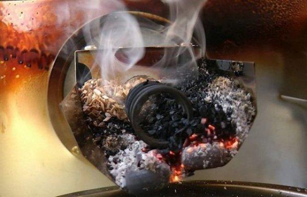 Grzałka z osłoną do generatora dymu GD-01