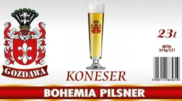 KONESER - Bohemia Pilsner