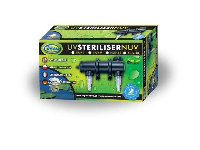 Aqua Nova Uv Sterilizer