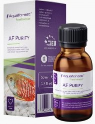 Aquaforest Purify 50ml (na bakterie, grzyby)