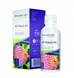 Aquaforest Minus PH 200ml - obniża pH