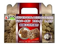 Azoo Active Filter Silver Ion 3L(Gruby) Biologia Ochrona