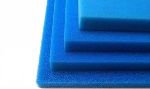 Wkład Filtracyjny Gąbka 20X20X5 45PPI Niebieska