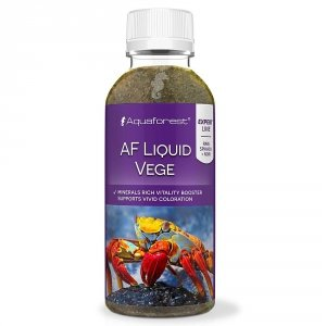 Aquaforest Liquid Vege 200ml Pokarm W Płynie