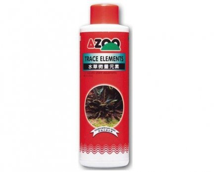 AZOO TRACE ELEMENTS 500ml mikro z żelazem