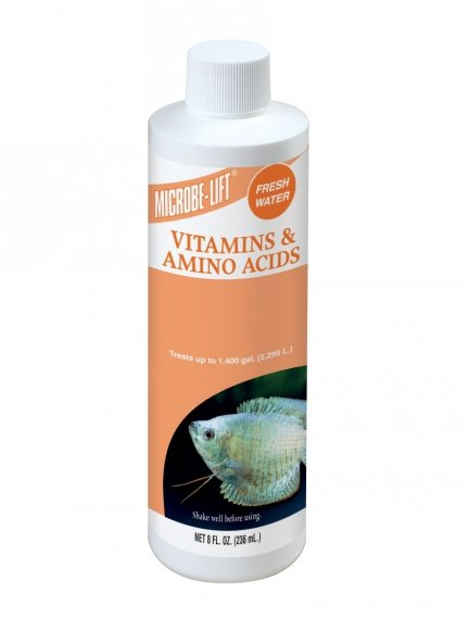 MICROBE-LIFT VITAMINS & AA FRESH 118ml WITAMINY