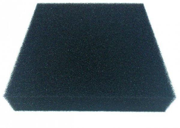 Wkład Filtracyjny Gąbka 25X25X10 20Ppi CZARNA