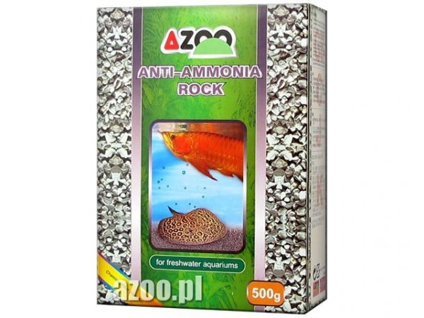 Azoo Anti-Ammonia Rock Usuwa Amoniak Ochrona Super
