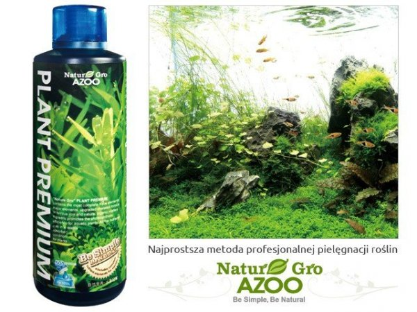 Azoo Nature-Gro Plant Premium 120Ml Super Nawóz