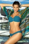 Dámské plavky Marko Eliza Curacao M-122 mořská zeleň