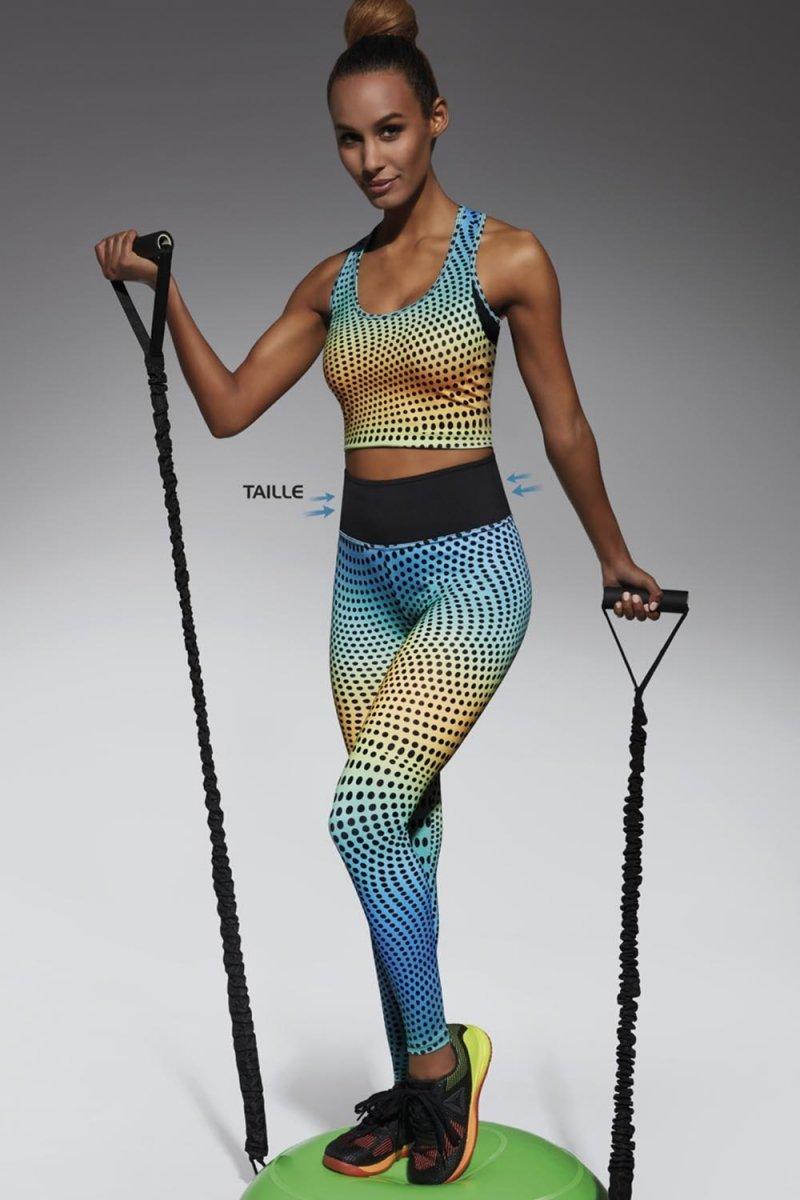 a51d29f6e77 Bas Bleu Wave 90 Legíny - Dámské sportovní oblečení - Dámské ...
