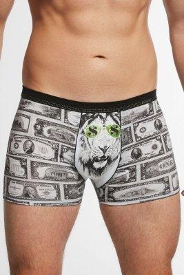 Cornette Tattoo Dollars 280/167 Pánské boxerky