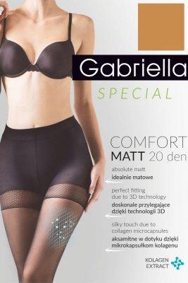 přidat do schránky Gabriella Comfort Matt 20 Den code 479 Punčochové kalhoty 7cafc9255e