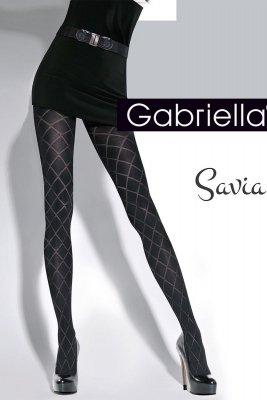 Gabriella Savia Code 328 Punčochové kalhoty