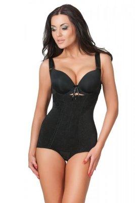 Linea Fashion Extra Slim black Stahovací body