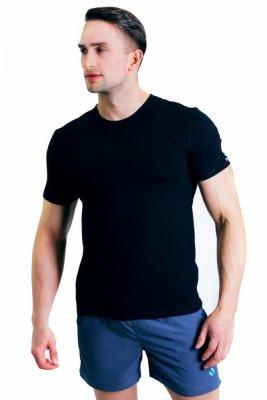 Sesto Senso Art. 112 černý Pánské triko