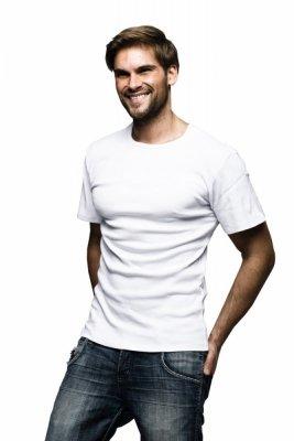 Sesto Senso Art. 112 bílý Pánské triko