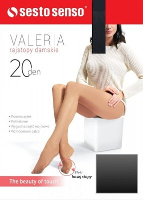 Sesto Senso Valeria 20 DEN Punčochové kalhoty