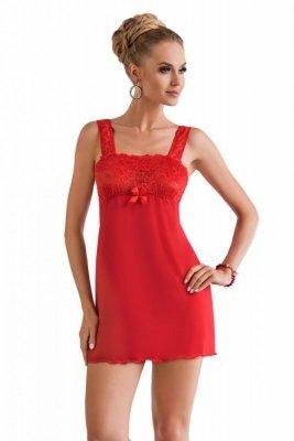 Donna Kinga červená Noční košile