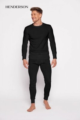 Henderson 4862-41J Černé Spodní kalhoty