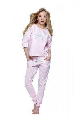 Sensis Beauty růžová Dámské pyžamo