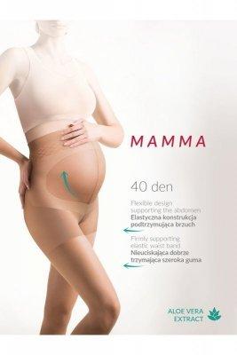 Gabriella 109 mamma 40 den gazela Punčochové kalhoty