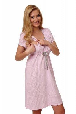 Italian Fashion Felicita růžová Noční košilka