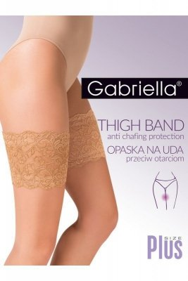 Gabriella 509 ecru Pásek na stehna