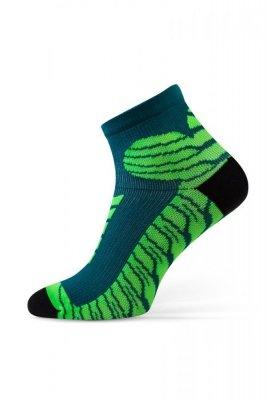 Sesto Senso Sport Socks tyrkysové Ponožky