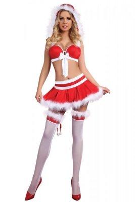 Livia Corsetti Little Miss Christmas Vánoční Kostým