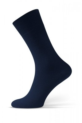 Sesto Senso Beztlakové tmavě modré Ponožky