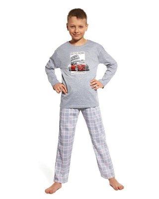 Cornette Kids Boy 809/69 Go To Rome Chlapecké pyžamo
