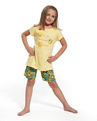 Cornette Kids Girl 787/58 Smile Dívčí pyžamo