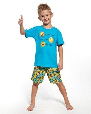 Cornette Kids Boy 789/63 Smile Chlapecké pyžamo
