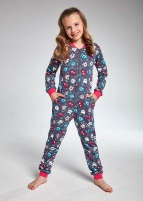 Cornette Kids Girl 105/104 Owl 2 Dívčí pyžamo